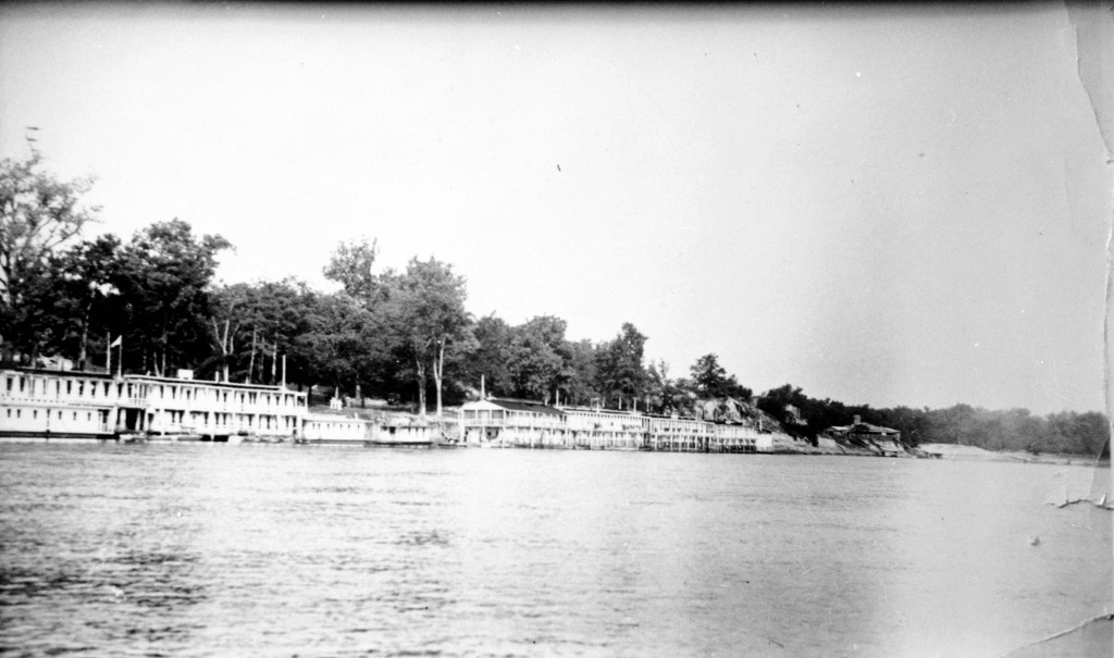53 CCC floating camp st. charles