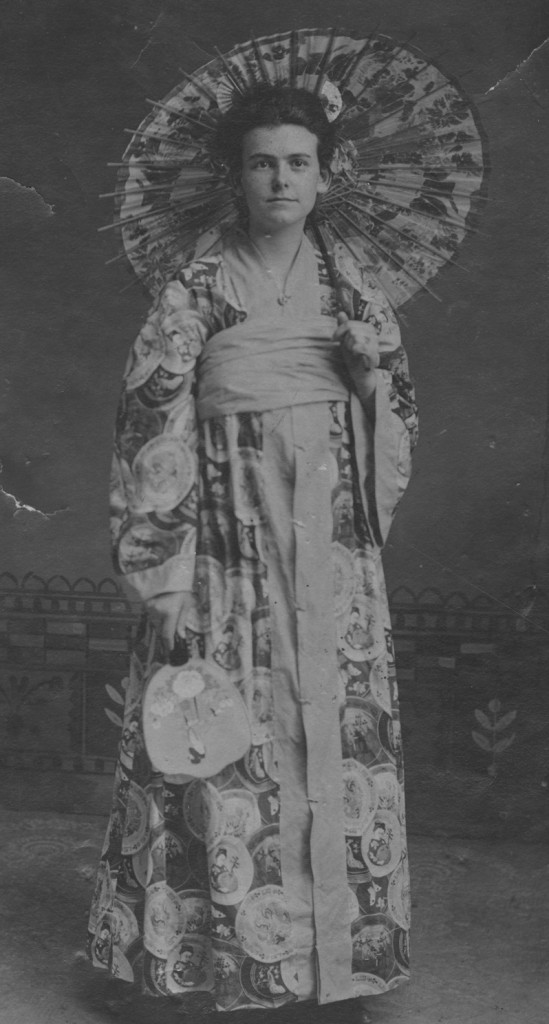Asian portrait June 2 1909
